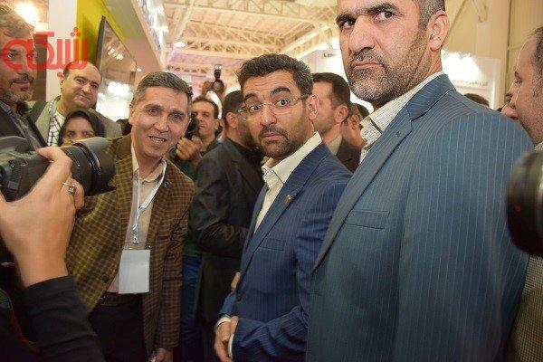 وزیر ارتباطات: در شب گذشته تعدادی از وبسایتهای ایرانی مورد حمله واقع شدند
