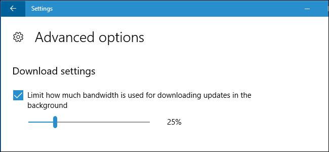 با آپدیت جدید ویندوز 10 از هدر رفتن حجم اینترنت جلوگیری کنید