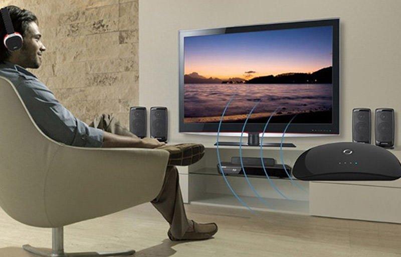 5 روش برای اتصال هدفنهای بیسیم به تلویزیون