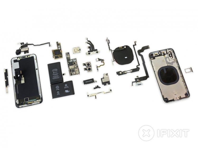 درون گوشی X اپل چه چیزهایی وجود دارد؟