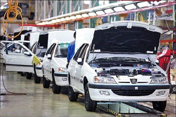 روزانه چند خودرو در ایران تولید می شود؟