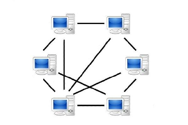 شبکه نظیر به نظیر P2P چیست و چرا مفید است؟