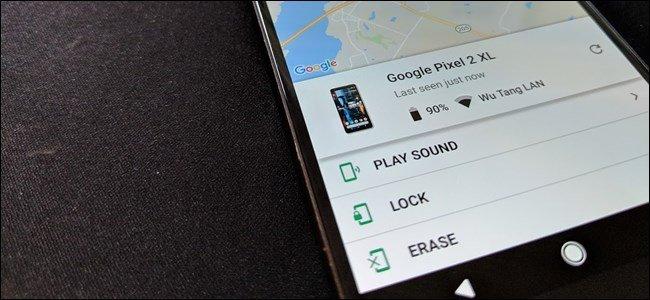 چگونه گوشی گم شده یا سرقت شده اندرویدی را پیدا کنیم؟