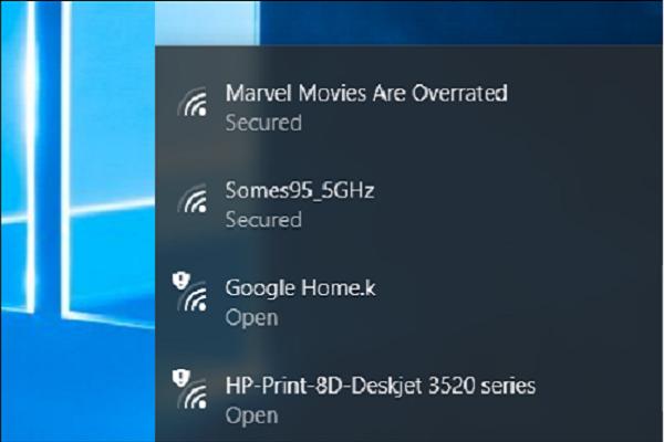 چگونه شبکه وایفای همسایه خود را در ویندوز مسدود کنیم