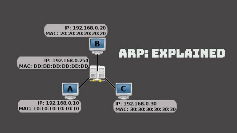 هر آنچه که باید در مورد پروتکل تفکیک آدرس یا ARP بدانید