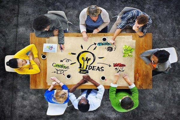 چگونه در محیط کاری خلاق باشیم؟