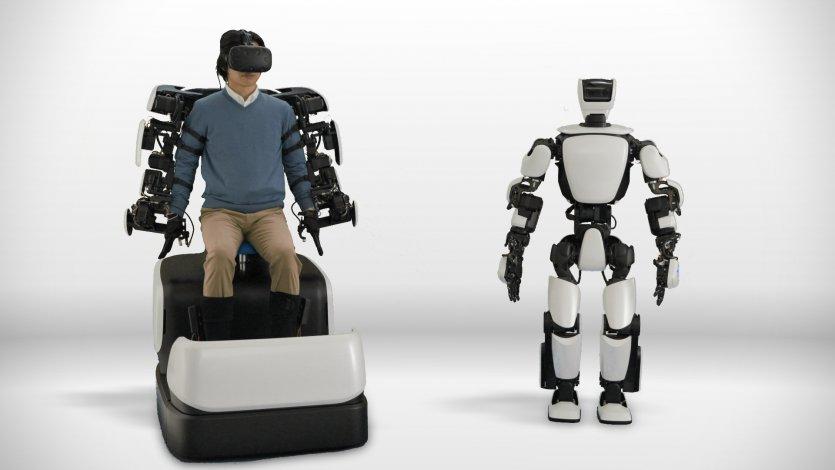 روبات جدید تویوتا از انسان تقلید میکند