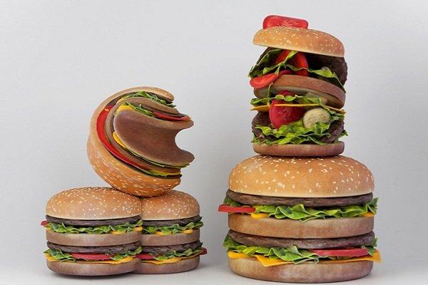 چاپگر سهبعدی که خوراکهای لذیذ برایتان چاپ میکند + ویدیو