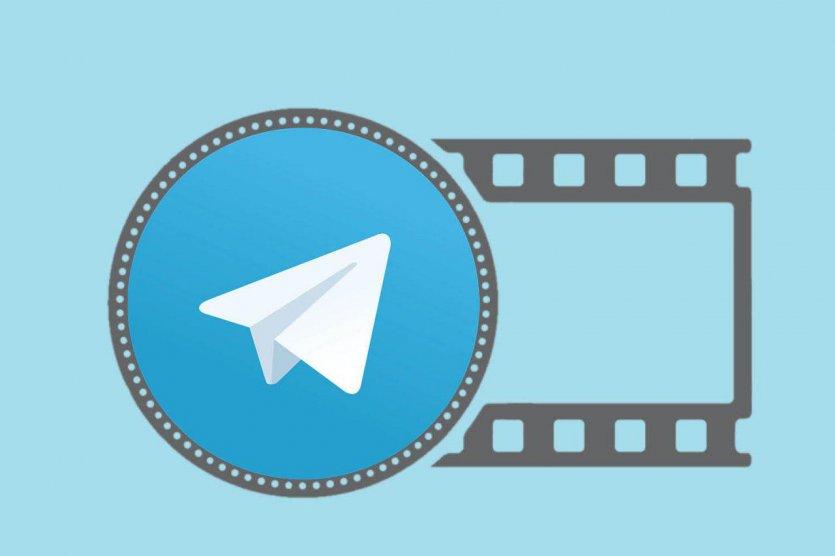 چگونه در تلگرام ویدیو را با متن طولانی ارسال کنیم؟