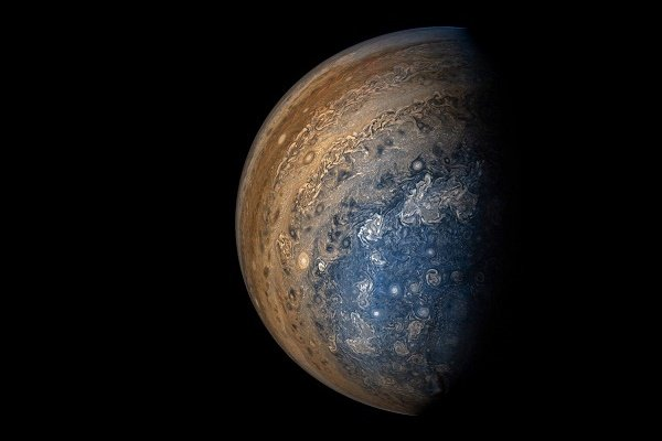 عکسهای شگفتانگیز و فوقالعاده از فضا و ستارهشناسی در سال 2017 - گالری عکس