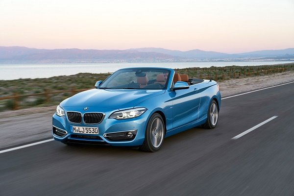 شرایط فروش BMW سری 2 کانورتیبل