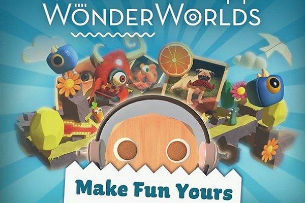 دانلود کنید: بازی جذاب WonderWorlds مخصوص iOS