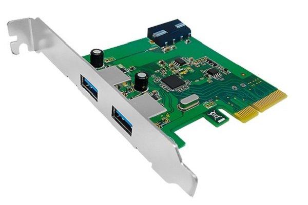 نگاهی به کارت PCI-Express USB 3.1 یونیتک