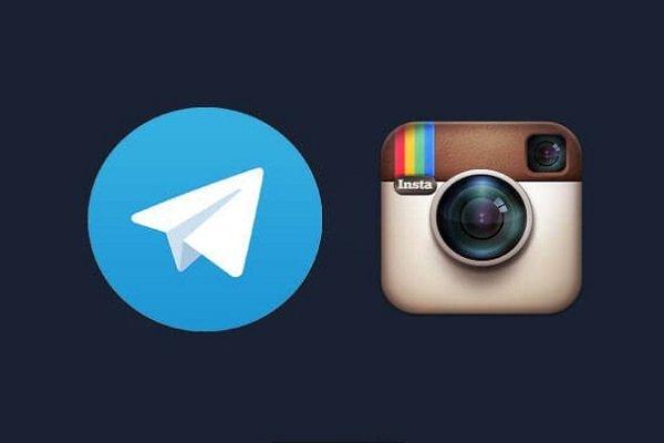 چگونه اطلاعات یک صفحه خاص اینستاگرام را در تلگرام دانلود کنیم