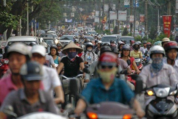 گالری عکس: ترافیکی که در سراسر دنیا از کنترل خارج شده است