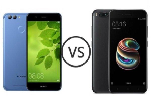 مقایسه گوشیهای هواوی Nova 2 Plus و شیائومی Mi A1