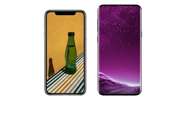iPhone X بهتر است یا Galaxy S9؟