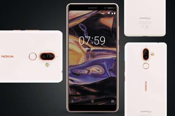 مقایسه گوشیهای نوکیا 7 و نوکیا +7