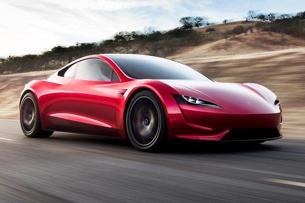 گالری عکس: جدیدترین Roadster تسلا، ابرخودروی الکتریکی که از بوگاتی Chiron هم سریعتر است