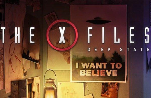 دانلود بازی معمایی The X-Files: Deep State مخصوص اندروید و iOS
