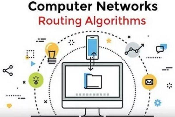 چه تفاوتی بین الگوريتمهای مسیریابی انطباقی و غیرانطباقی وجود دارد؟