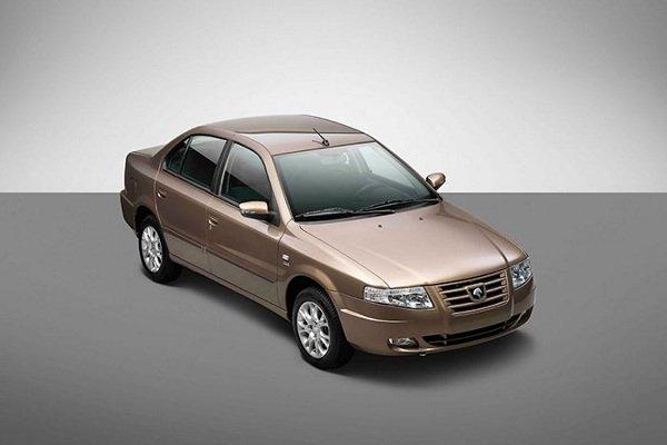 لیست قیمت جدید خودرو سمند - اردیبهشت 97