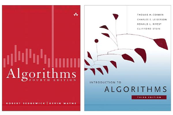 مقایسه دو کتاب مرجع الگوریتم نویسی دانشگاهی CLRS و Sedgewick