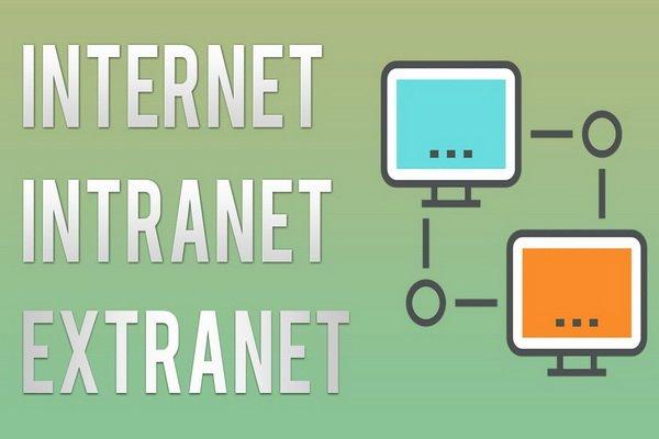 چه تفاوتی بین اینترنت، اینترانت و اکسترانت وجود دارد؟