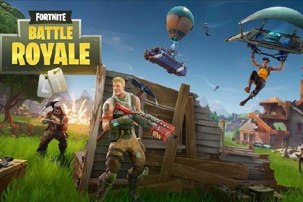 دانلود بازی جذاب Fortnite مخصوص iOS
