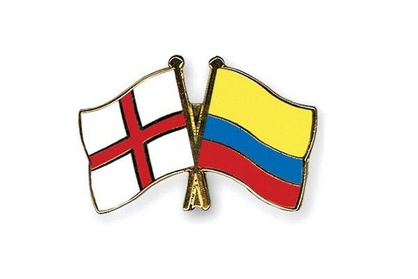 تاریخ و ساعت بازی کلمبیا و انگلیس در جام جهانی 2018 روسیه