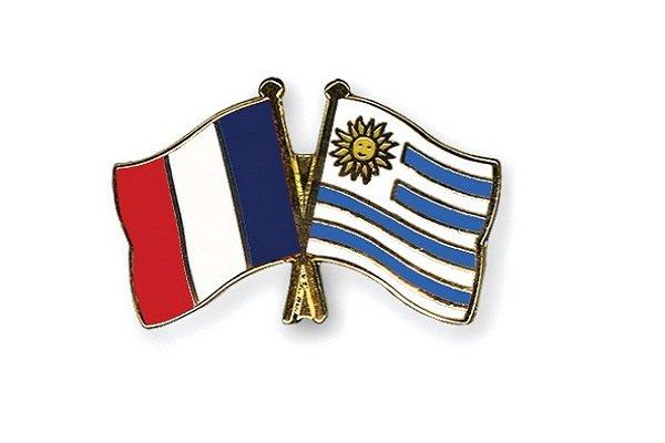 تاریخ و ساعت بازی فرانسه و اروگوئه در جام جهانی 2018 روسیه