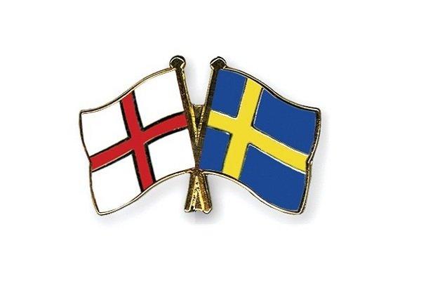 تاریخ و ساعت بازی سوئد و انگلیس در جام جهانی 2018 روسیه