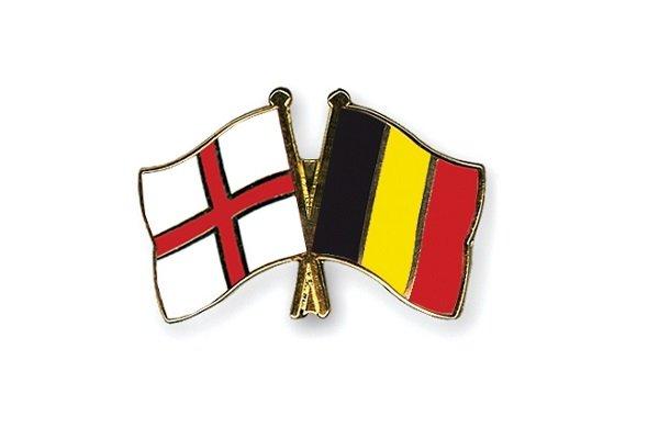 تاریخ و ساعت بازی انگلیس و بلژیک