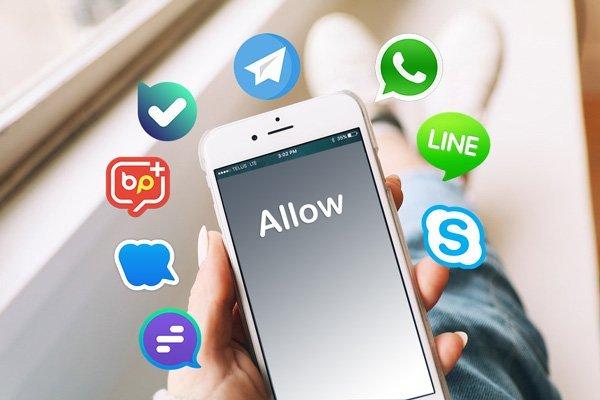 فیروزآبادی: 50درصد پیام رسانها باید داخلی باشد