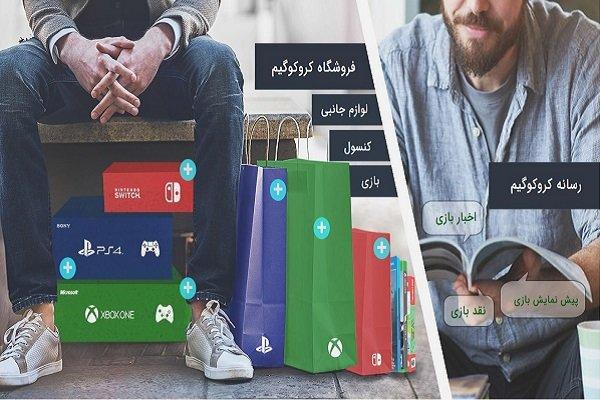معرفی یک وبسایت جهت خرید و فروش بازی های دست دوم و کارکرده