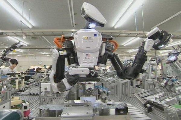 روباتهایی که میبینند و از انسان میآموزند