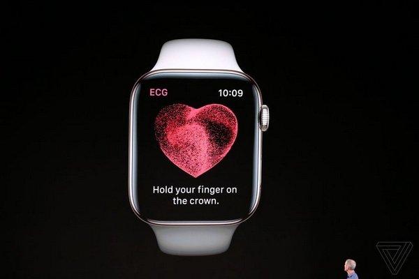 نسل جدید اپل واچ مجهز به دستگاه الکتروکاردیوگرام خواهد بود