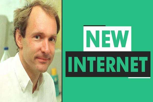 مخترع تور جهان گستر در حال راه اندازی یک اینترنت جديد است