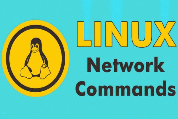 چند فرمان مفید برای کار با شبکههای لینوکس