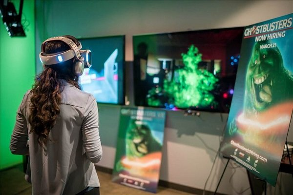 پیشرفت واقعیت مجازی در قاب هدستها، گوشیهای هوشمند و نمایشگرها