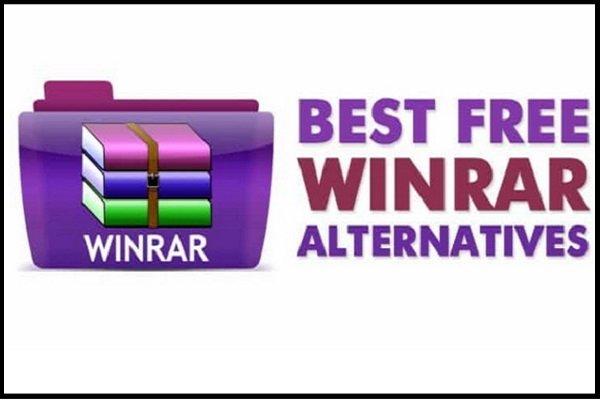 10 ابزار رایگان برتر برای جایگزینی با WinRAR