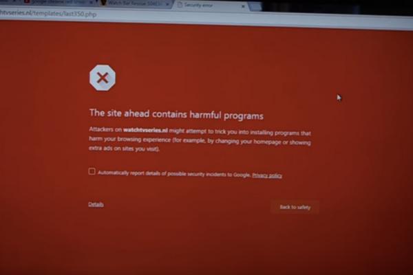 چگونه وبسایتهای مخرب را در گوگل کروم گزارش کنیم