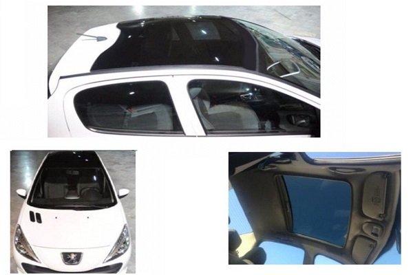شرایط فروش و پیشفروش پژو ۲۰۷ پانوراما با سقف شیشه ای