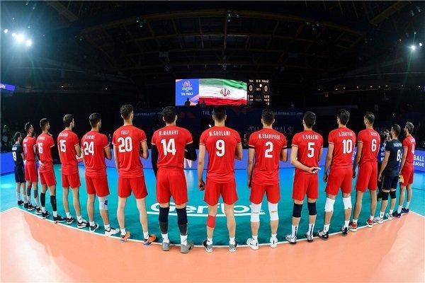 زمان و برنامه بازیهای والیبال ایران در انتخابی المپیک 2020