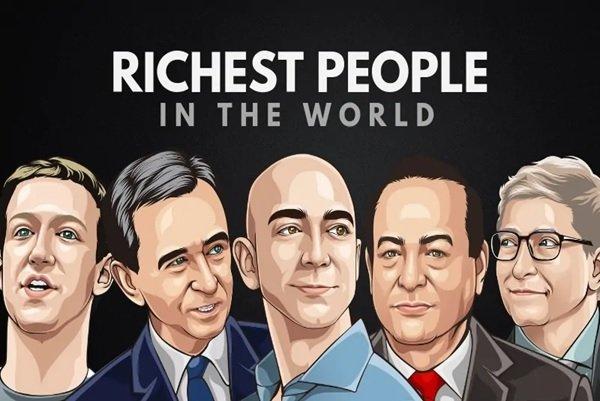 با ثروتمندترین افراد جهان در سال 2019 آشنا شوید