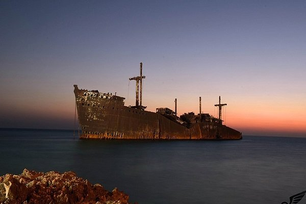 کشتی یونانی، پر رمز و رازترین جاذبه گردشگری کیش!