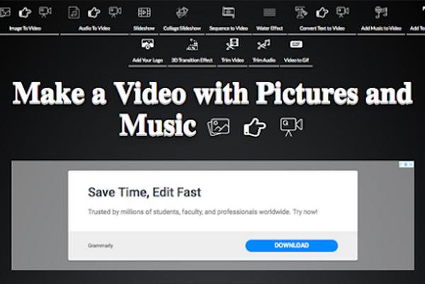 چگونه به سرعت عکسهای خود را به ویدیو تبدیل کنیم
