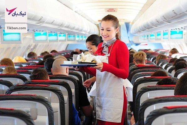 صفر تا صد شناخت مهمانداران هواپیما