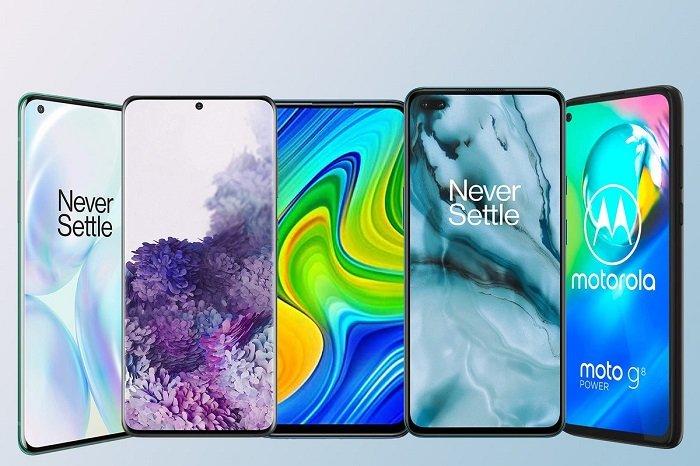 معرفی بهترین گوشیهای سال 2020