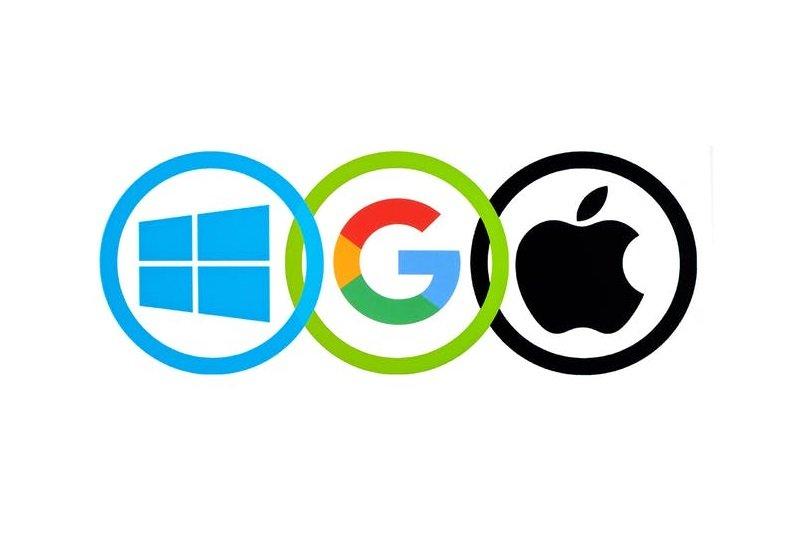 مقایسه مدل کسب و کار اپل، مایکروسافت و گوگل